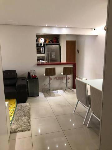 Apartamento com 3 dormitórios à venda, 84 m² - Jardim Goiás - Goiânia/GO - Foto 5