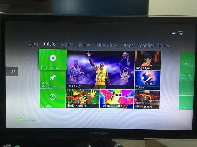 Xbox 360 Desbloqueado - Foto 5