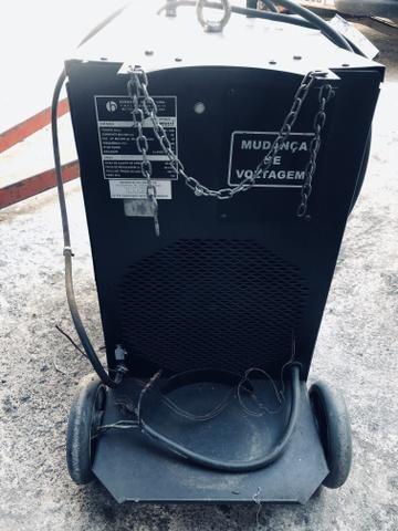 Máquina de solda Bambozzi Mig TDG 375 ED - Foto 6