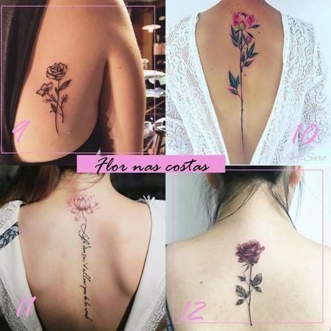 Permultas em tatuagem - Foto 2