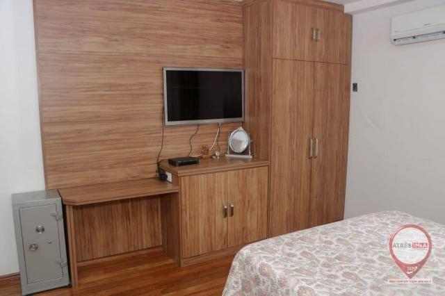 Cobertura com 4 dormitórios para alugar, 304 m² por R$ 6.000,00/mês - Setor Oeste - Goiâni - Foto 8