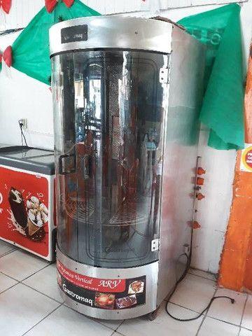 Máquina frango giratória gastromaq - Foto 4