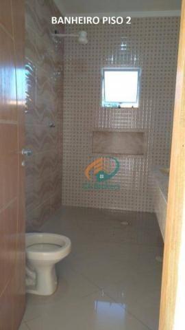 Sobrado com 3 dormitórios à venda, 120 m² por R$ 220.000,00 - Jardim Oliveira II - Guarulh - Foto 16