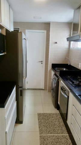Vendo Ap. Condomínio La Place, 9 andar, Torre Lilac, 112m, 3 suítes, Varanda Gourmet - Foto 5