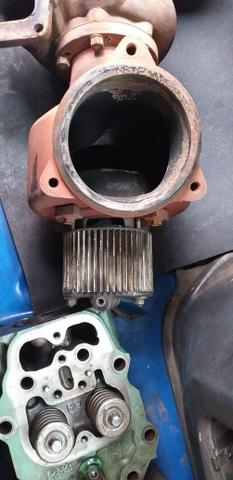 Freio motor completo volvo edc - Foto 2