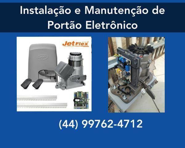 Instalação e Manutenção de Motor para Portão Eletrônico