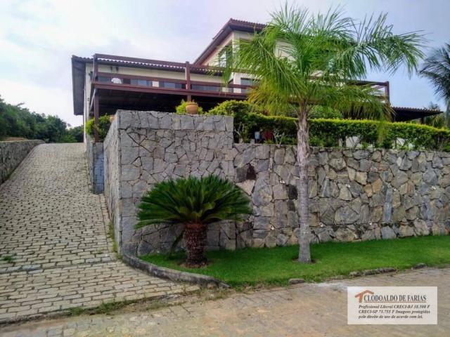 Casa no condomínio Areté em Búzios - RJ