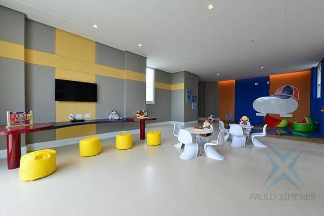 Living Resort com 3 dormitórios para locação ou venda, 116 m² por R$ 935.000 - Manoel Dias - Foto 18