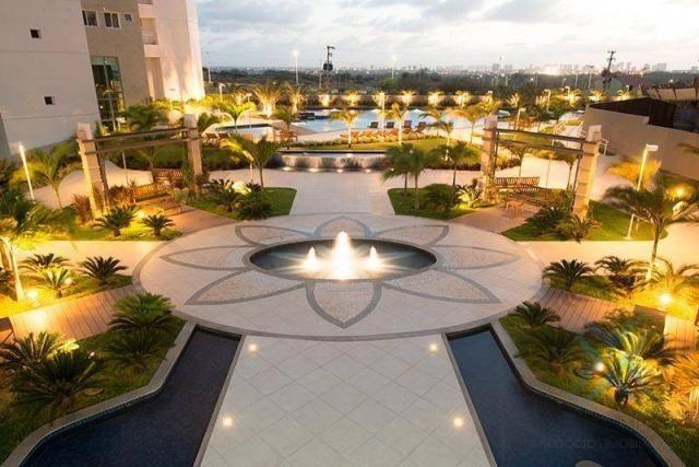 Living Resort com 3 dormitórios para locação ou venda, 116 m² por R$ 935.000 - Manoel Dias - Foto 10