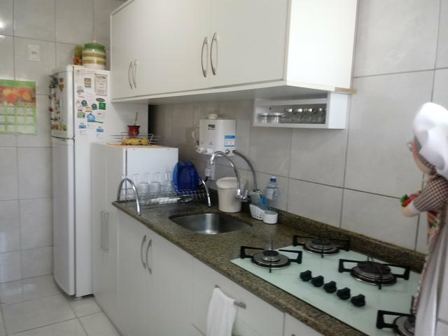 Apto 3 dorm (1 suíte), cozinha com planejados, vista livre, vaga livre - Foto 4