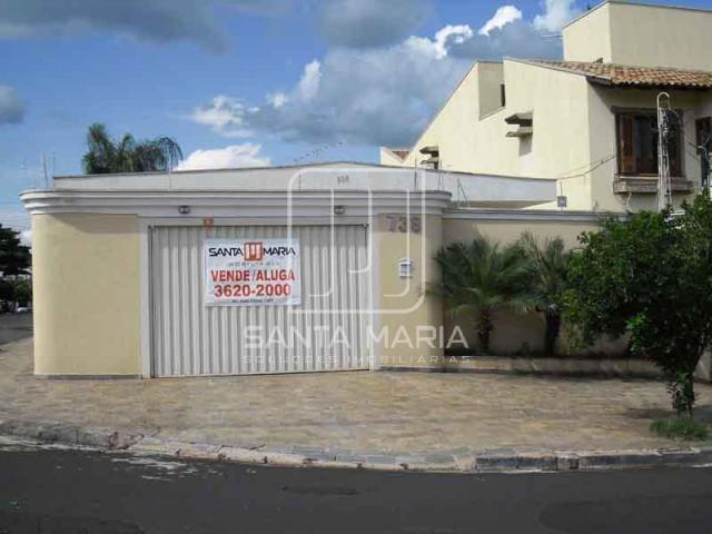 Casa à venda com 3 dormitórios em Jd s luiz, Ribeirao preto cod:3232