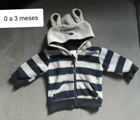 Venda lote roupas de bebê para inverno - Foto 3