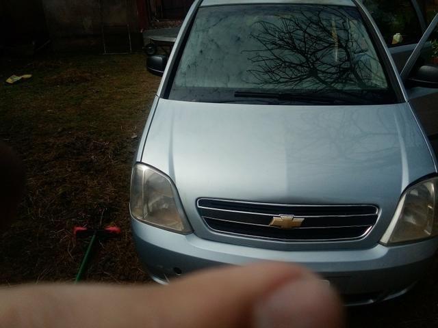Vende-se carro meriva - Foto 3