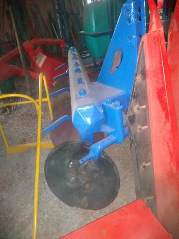 Arado Baldan 4 discos sextavado trator  - Foto 2