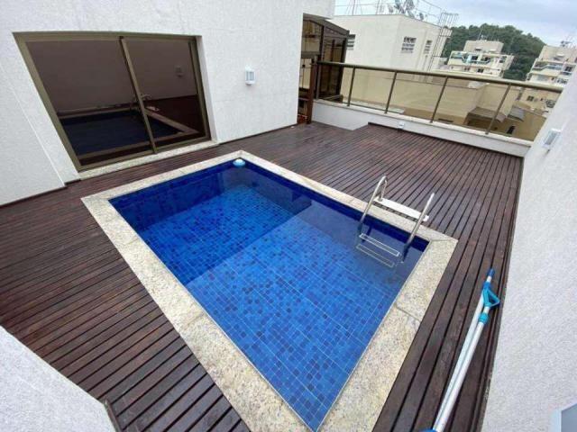 Cobertura Duplex para Venda em Niterói, Icaraí, 4 dormitórios, 2 suítes, 3 banheiros, 3 va - Foto 18