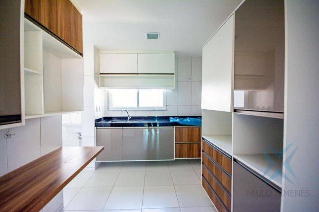 Living Resort com 3 dormitórios para locação ou venda, 116 m² por R$ 935.000 - Manoel Dias - Foto 3