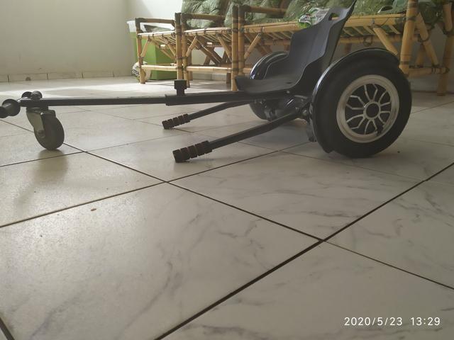 Hoverboard kart - Foto 4