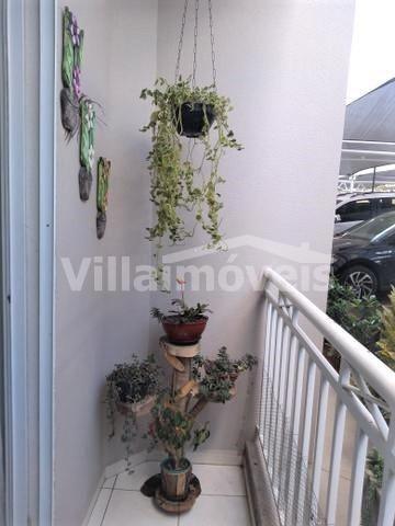 Apartamento à venda com 3 dormitórios em São bernardo, Campinas cod:AP007992 - Foto 17