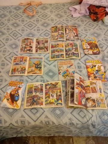 Revista em quadrinhos - Foto 2