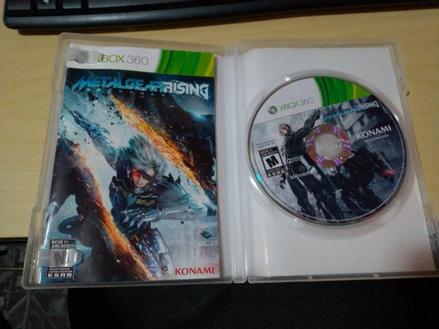 Metal Gear Xbox 360 - Foto 2