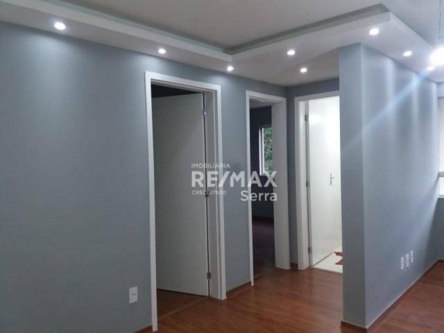 Apartamento com 2 dormitórios à venda, 48 m² por R$ 169.000,00 - Pimenteiras - Teresópolis - Foto 3