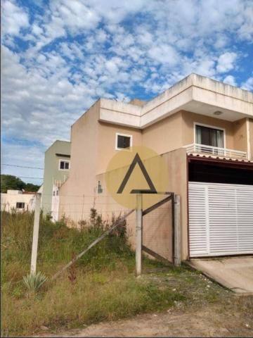 Casa com 2 dormitórios à venda, 90 m² por R$ 300.000 - Residencial Rio Das Ostras - Rio da - Foto 3