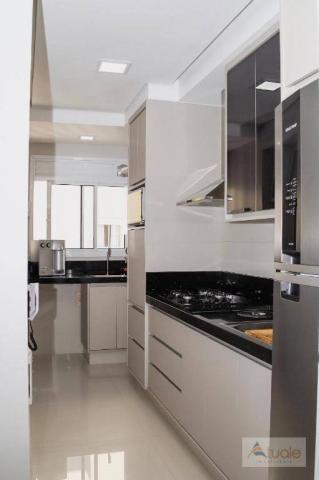 Apartamento com 2 dormitórios para alugar, 69 m² por R$ 2.400,00/mês - Jardim Chapadão - C - Foto 16