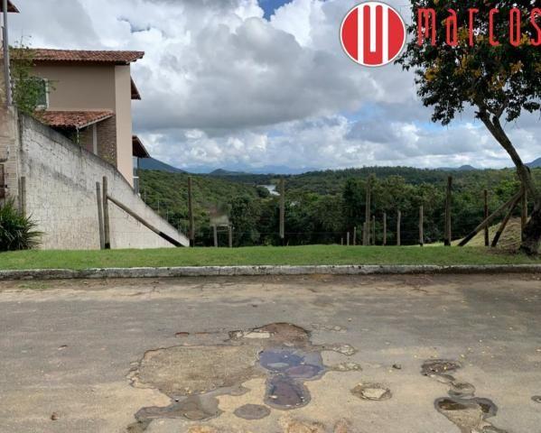 Lote de 360 m² em Meaipe com fundo para a lagoa e cercado. - Foto 3