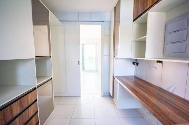 Living Resort com 3 dormitórios para locação ou venda, 116 m² por R$ 935.000 - Manoel Dias - Foto 2