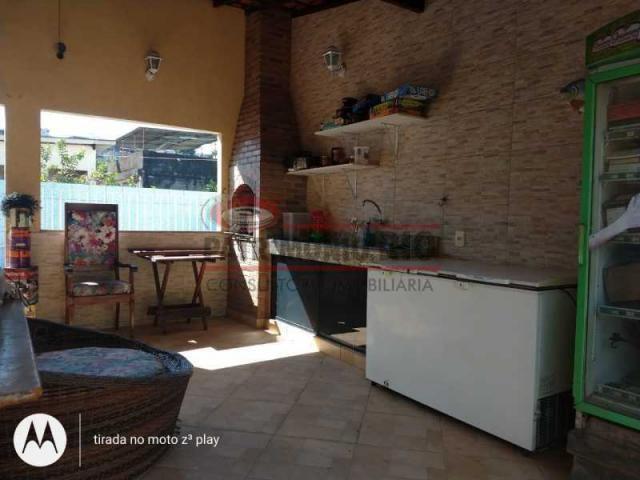 Maravilhosa Casa Linear 4quartos com piscina churrasqueira Aceitando Financiamento - Foto 18