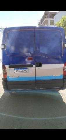 Van Renault Master Furgão curto Diesel 2010 - Foto 3