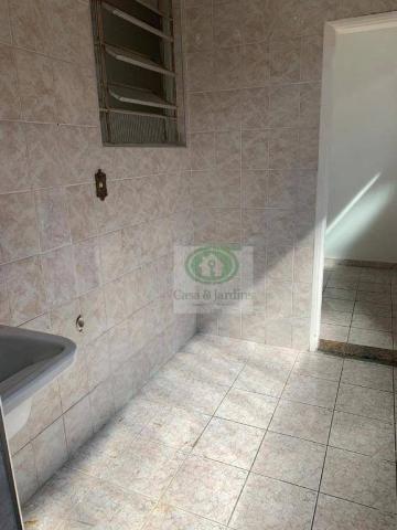 Ótimo apartamento de frente 03 dormitórios. GARAGEM FECHADA - Santos - Foto 11