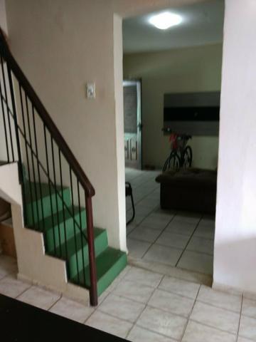 Alugo casa duplex semi mobiliada no Ipase - Foto 4