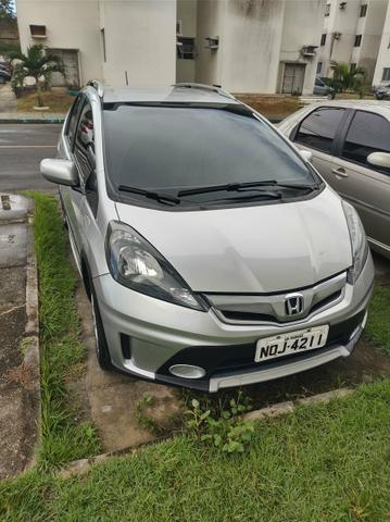 Honda Fit twist completo ano 2013
