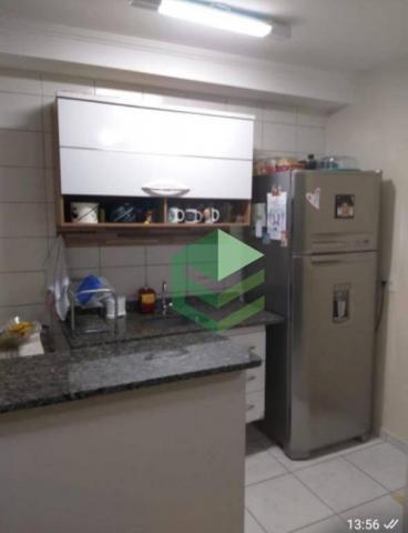 Apartamento com 2 dormitórios à venda, 46 m² por R$ 285.000,00 - Ferrazópolis - São Bernar - Foto 3
