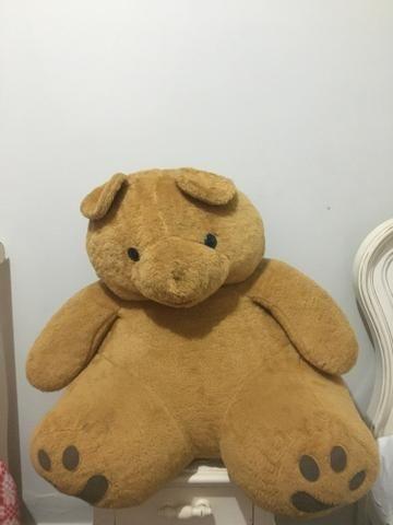 Urso de pelúcia grande 60cm