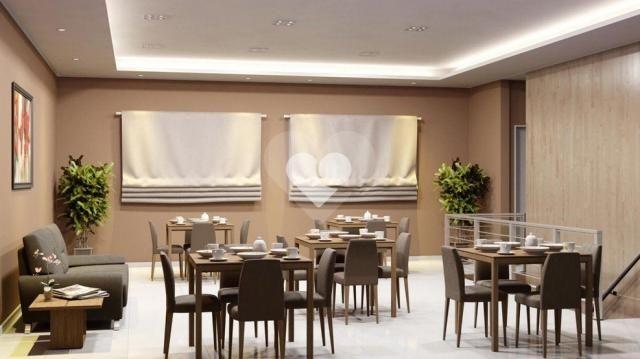 Apartamento à venda com 1 dormitórios em Azenha, Porto alegre cod:28-IM415015 - Foto 18