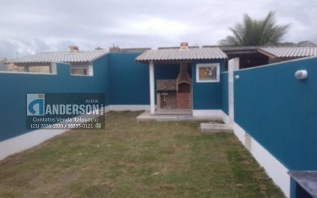 Excelente Casa em Itaipuaçu c/ 2Qtos (1 suíte), churrasqueira e chuveirão. - Foto 13