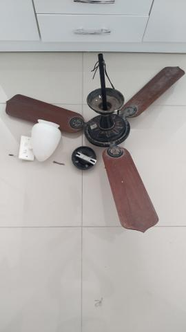 Ventilador de teto marca ventilux - Foto 2