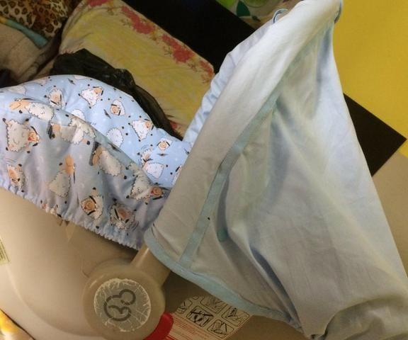Bebê conforto/ Galzerano - Foto 2