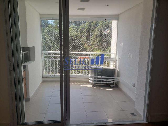 Apartamento para alugar com 2 dormitórios em Jardim trevo, Jundiaí cod:166 - Foto 7