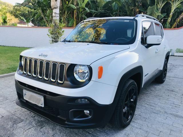 Linda Jeep Renegade Longitude