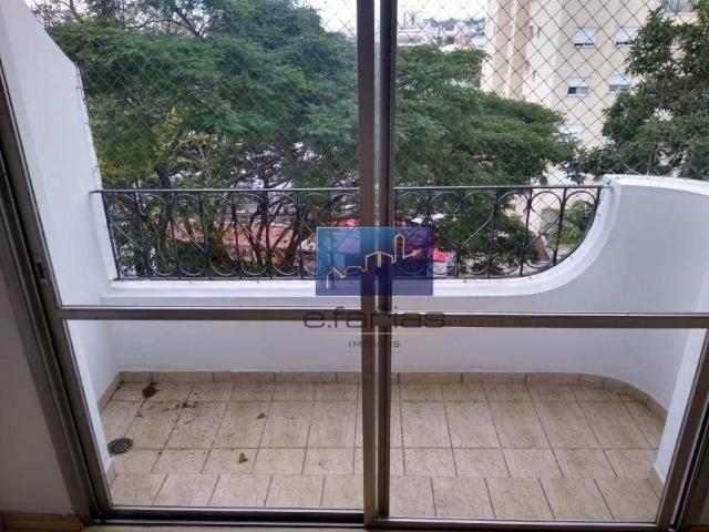 Apartamento com 3 dormitórios para alugar, 70 m² por R$ 2.500,00/mês - Vila Matilde - São  - Foto 5