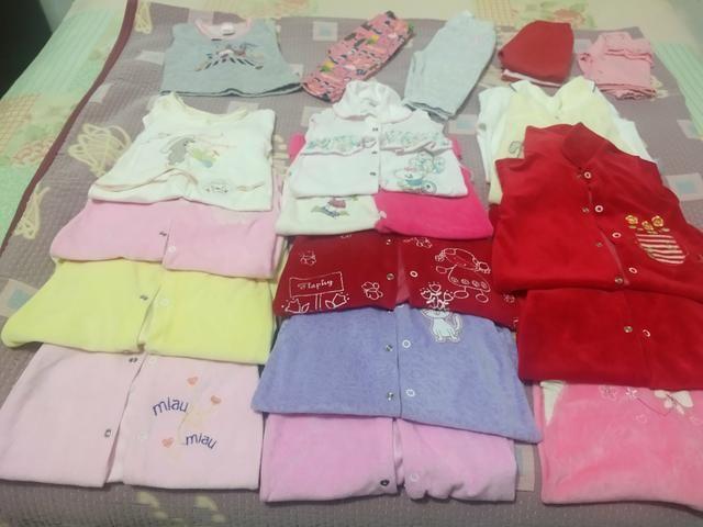 Aceito proposta . Lote de roupa menina 24 pçs - Foto 4
