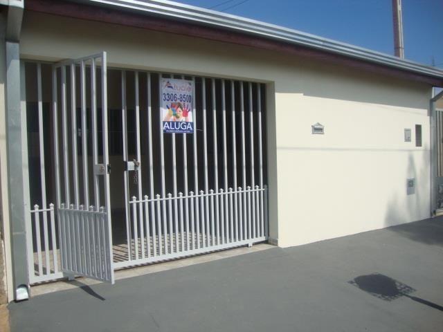 Casa com 2 dormitórios para alugar, 100 m² por R$ 900,00/mês - Vila Carlota - Sumaré/SP
