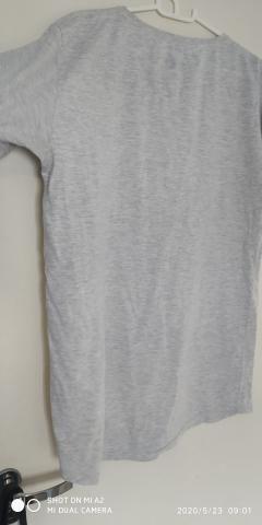 Camisetao Semi Novo M - Foto 3