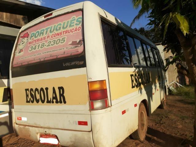 Ônibus Escolar M.benz buscar 51 lug - Foto 14