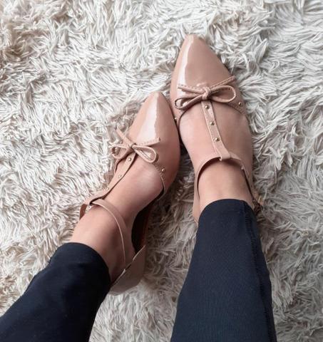 Sapatilhas e sandálias
