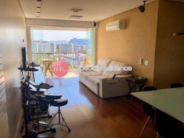 Apartamento à venda com 2 dormitórios em Barra da tijuca, Rio de janeiro cod:201539
