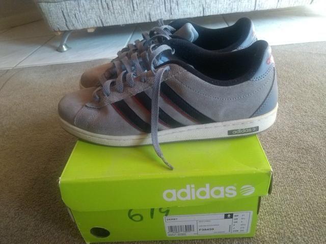Tênis Adidas, ótimo estado de conservação!!! - Foto 3